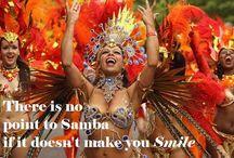 Samba! / by Sam B