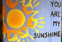 Hello Sunshine - Mother's Day / DIY and gift ideas for Mother's Day crafts for kids