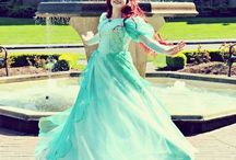Under the Sea Mermaid Party / Little Mermaid Themed Party Ideas / by My Enchanted Birthday