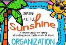 Hello Sunshine - Let's Get Organized!