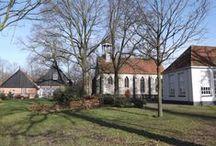 Het Stift in Weerselo / Het Stift in Weerselo (Twente, Dinkelland, Overijssel) is een eeuwenoud beschermd dorpsgezicht. Een voormalig Benedictijnen-klooster uit de 12e eeuw en vanaf de 14e eeuw een Stift, waar ongehuwde dames van adel woonden.