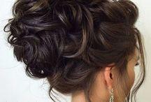 Idée maquillage et coiffure mariage