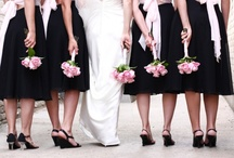 Wedding Bridesmaids / bridesmaid dresses, bouquets and accessories / by MagicDress UK