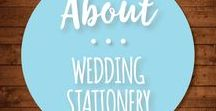 About Wedding Stationery / This is DIY the best way: with a little help. Beautiful, ready to print and bespoke wedding stationery: invitation sets, programs, seating charts, table numbers and more. Rehearsal invitation ideas, bridal shower invitations, bachelor party invitations, couple's shower invitations and other tips for planning your invitations and other stationery needs.