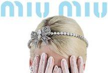 Miu Miu <3 / One of my fav brand