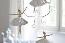 Ballerine, danseuse étoile