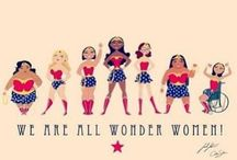 Feminism o sånt / Feminism, och annat sånt där bra, för att alla är lika och därmed ha samma rättigheter/skyldigheter !