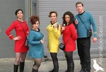 cosplay references - Star Trek