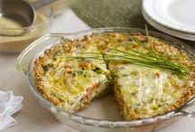Cheese Wheel Meals / Cheese will please your dinner crowd.  Make these recipes using our artisan raw-milk cheese.