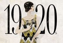 1920s Vintage Fashion / Antique and vintage clothing from the 1920s www.vintageclothin.com  Download our free app. http://vintageclothin.appsme.com / by VintageClothin.com