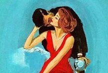 ilustra vintage