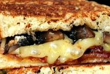 Grilled Cheese Goodness / Grill up some warm grilled cheese with these traditional and creative recipes.