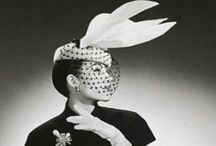 Vintage Hats, Headwear / Vintage hats and headwear from all era's www.vintageclothin.com