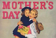 Vintage Mothers Day / Vintage items for Mothers Day www.vintageclothin.com