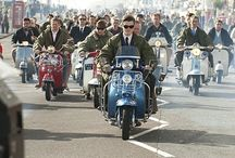 Vintage Mods, Scooters / Mad for Mod, scooters (Vespa, lambretta) mod fashion, scooter guys and dolls, mod music, everything Mod, we are the mods  www.vintageclothin.com