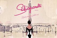 Schiaparelli / Vintage clothing from Elsa Schiaparelli www.vintageclothin.com