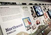 museum display panels