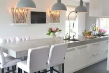 Kitchen Lighting / A selection of fab kitchen lights to suit all tastes!