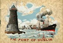Historical Dublin / Photos that tell something of the history of Dublin City and its famous sons and daughters.