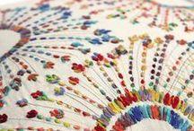 Woven & Spun / Lace, knitting, crochet, woven things and stitchery. / by Emma Linnea Davis