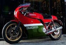 DUCATI Motorcycle / by roadriderjp
