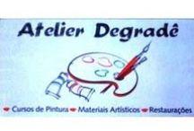 Atelier Degradê / Artesanato e Pintura