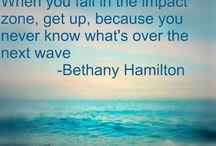 Bethany Hamilton / I love her