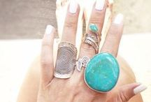 #Turquoise Jewelry / My birthstone is Turquoise and I adore it! My favourite is American Indian jewellery/jewelry and I have pieces I bought in San Antonio, TX. I live in Australia so this jewellery is special to me.