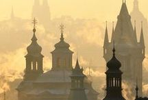 ♥ Prague ♥ / Beautiful places