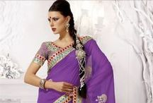 Sarees @ 50% Discount / Looking to buy sarees online at discounted prices? Don't look here & there as we Sanwaree.com are offering FLAT 50% discount on embroidered sarees collection. Order yours now from http://www.sanwaree.com/Home/Search?srch=cat15