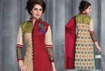 New Arrived Salwar Suits / Sanwaree.com: Buy Women's Salwar Suit Sets Online at Low Prices in India. Find Women's Salwar Kameez Sets for best prices and shop online from various sellers within India.