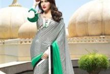 Exquisite Sarees Collection / Exquisite Galleria is One of the Most Popular Online Shopping Store for designer sarees, Saree Designs, Indian Sari on Sanwaree Fashion.
