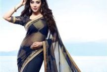 Drishyam Movie Inspired Sarees / Buy drishyam movie inspired sarees online on Sanwaree Fashion. Purely inspired designer sarees with  free shipping and cash on delivery in india.