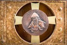 św. Charbel - Saint Charbel / Niezwykły mnich i pustelnik, święty Katolickiego Kościoła Maronickiego w Libanie, żyjący w latach 1828-1898. Zasłynął z ponad 24 000 cudów i uzdrowień, które miały miejsce za jego wstawiennictwem, także wśród wyznawców innych religii.