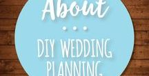 About DIY Wedding Planning / Anything to help with DIY wedding planning. Budget examples, priorities, DIY decor, flowers, and favors.  Ceremony and reception inspiration - get all the best information to make planning your wedding stress free, and then get creative and do it yourself!   PIN WITH US! Rules: Pin up to 4 pins per day, and re-pin 1 Pin - to apply, please email designsdontpanic@gmail.com