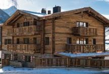 Chalet Eden Rock / Our most luxurious chalet located in the Nasserein area of St Anton sleeping up to 20 people.