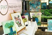 Art Haven / Local galleries, artists and premier exhibits along the Highway!