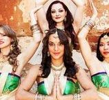 Bollywood Nights Bachelorette Inspiration / Middle eastern inspired bachelorette parties and ladies night ideas