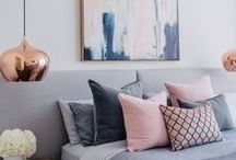 Bedroom Lighting / We have every kind of lighting that you'd need for your bedroom. From bedside lights to eye catching pendants we hope this board will inspire you to shop with us.
