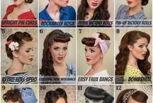 Pin Up Pretty Party / Ideas to inspire a different kind of theme ... 1950's sexy pin up party for the girls!