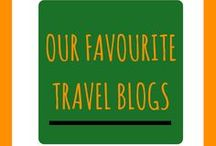 Our Favourite Travel Blogs / Here are the travel blogs we think are the best! Give them a follow and see why!