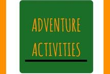 Adventure Activities / Exciting activities for thrill seekers all over the world!