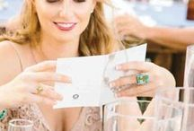 Before the Aisle / For the maid of honour, bridesmaids and even the bride -- some tips for before the bash right up to the Big Day