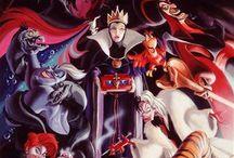 Villains Disney