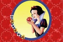 Blancanieves #party