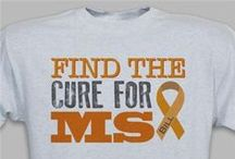 MS Awareness - March / by MyWalkGear