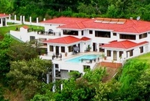 Mountain Masion / Beautiful mansion with mountain view in Costa Rica / by Best Properties in Costa Rica