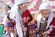 Beautiful Traditional Costumes  / by Yumiko Blue