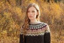 Nordic Knits / Inspiration for beautiful Nordic knits.