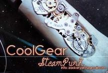CooL  ۞  GeaR ~ Jócucc Steampunk  / Steampunk jewelry, accessories and desing. Raw. You want something very unique, and I would like some of your stuff antique-gear crazy to see her again? Look intervene and write a review: zackaryan9@gmail.com
